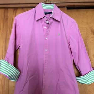 Ralph Lauren Sport button down shirt